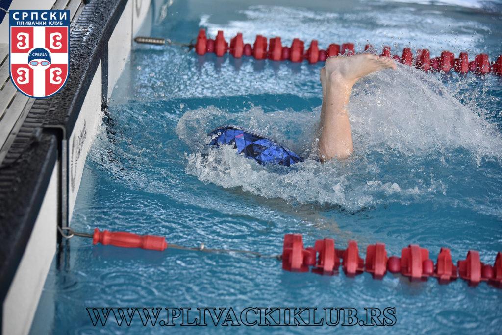 okreti u plivanju