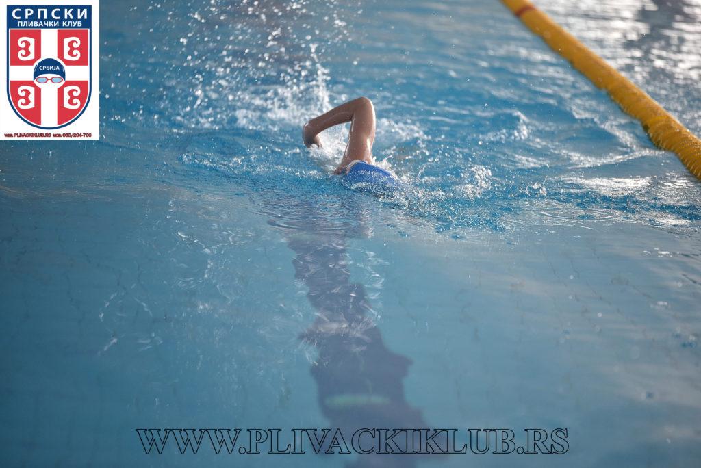 kraul plivanje