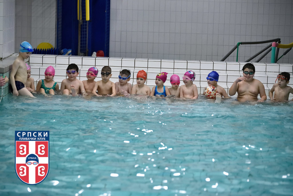 korektivno plivanje za decu