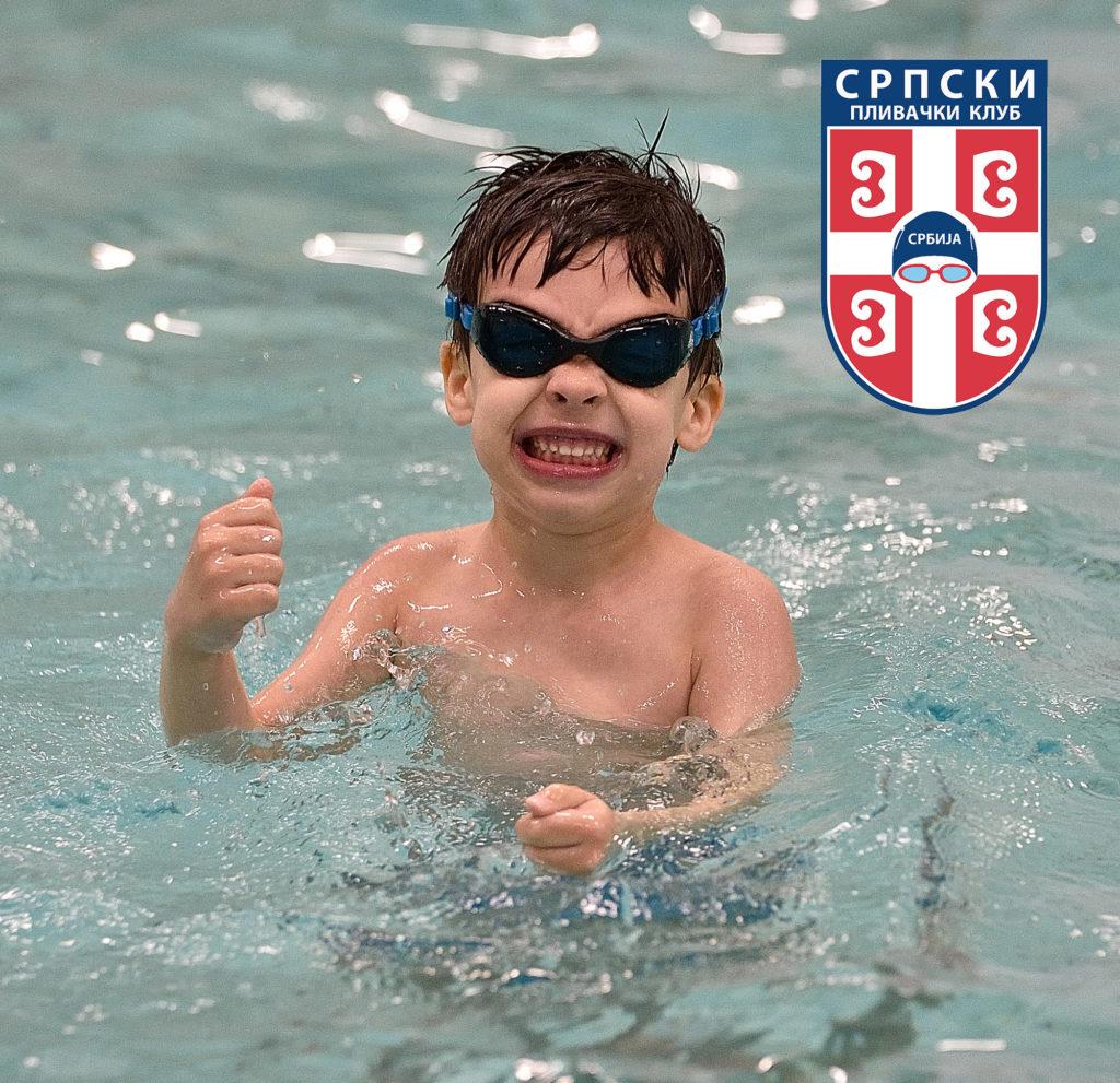 skolica plivanja