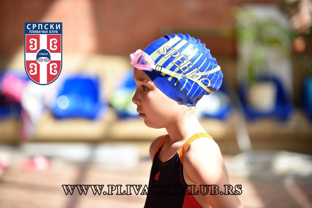 plivanje za devojčice