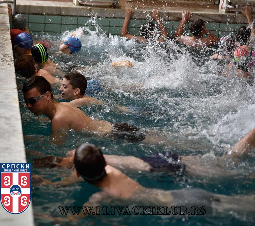 razvojno plivanje