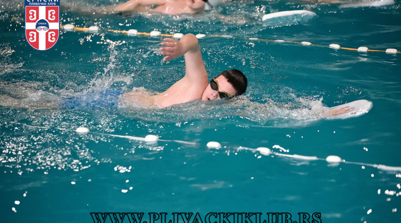 škola plivanja za decu