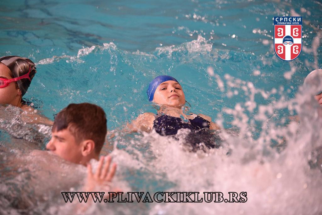fizičke predispozicije za plivanje