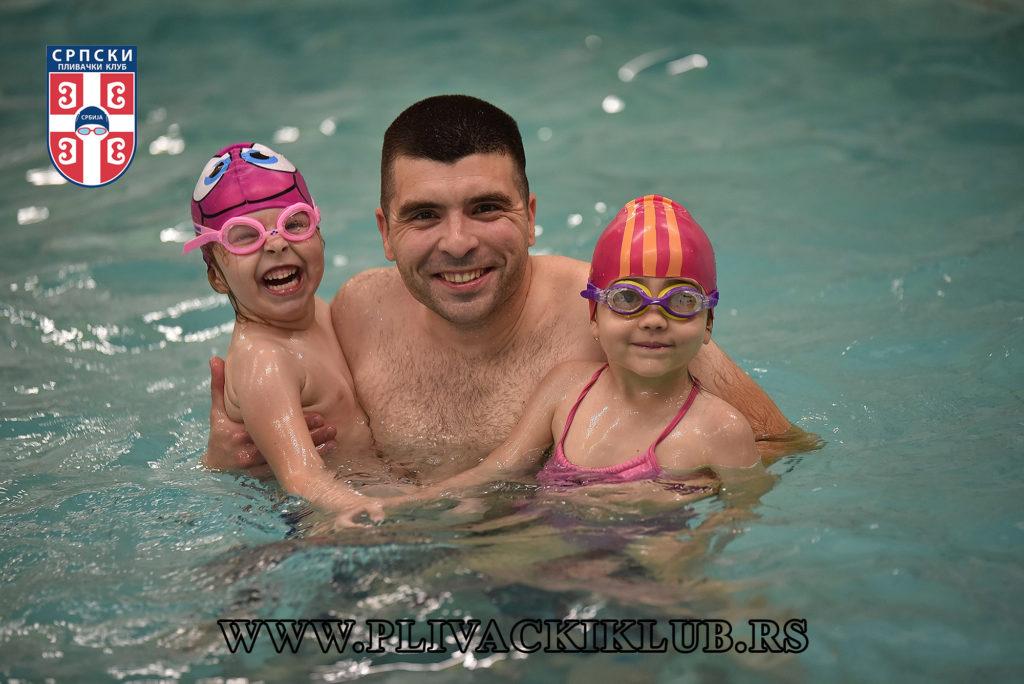 Plivanje za decu cena