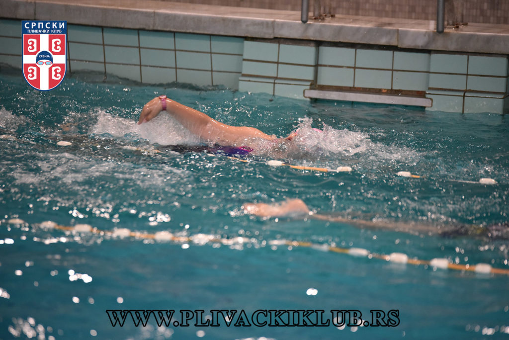 otpori tokom plivanja