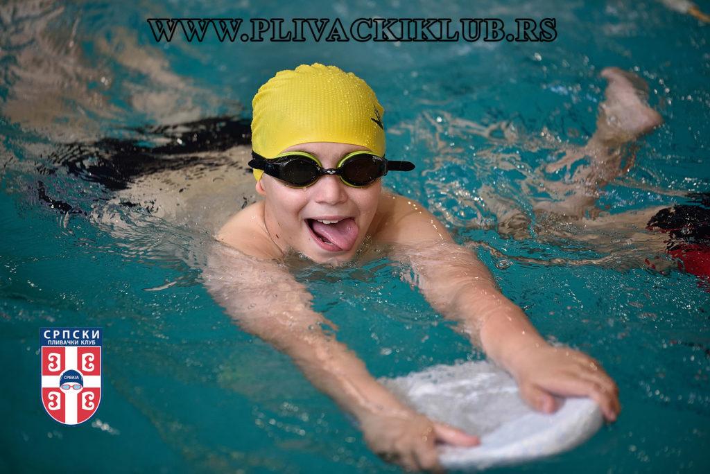 metodi obuke plivanja