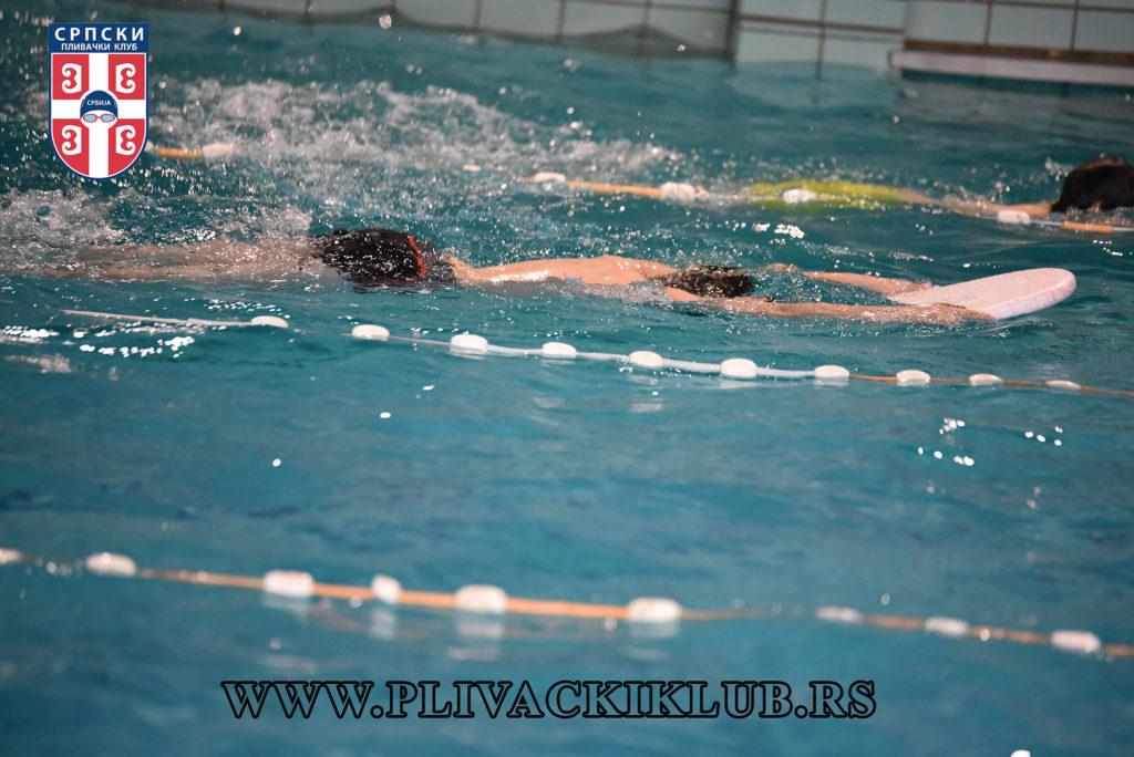 pravilno plivanje