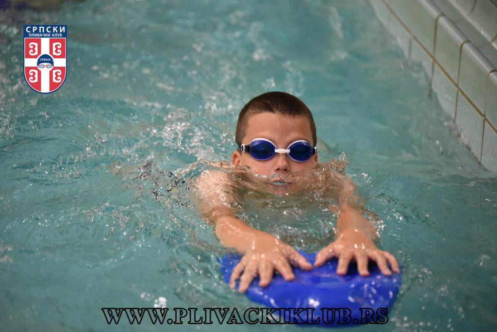 usavršavanje plivanja
