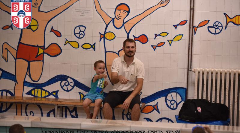 Plivanje za decu, Beograd