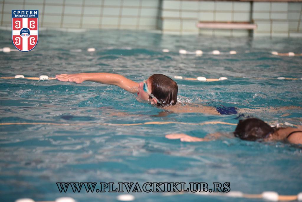 nastanak i razvoj plivanja