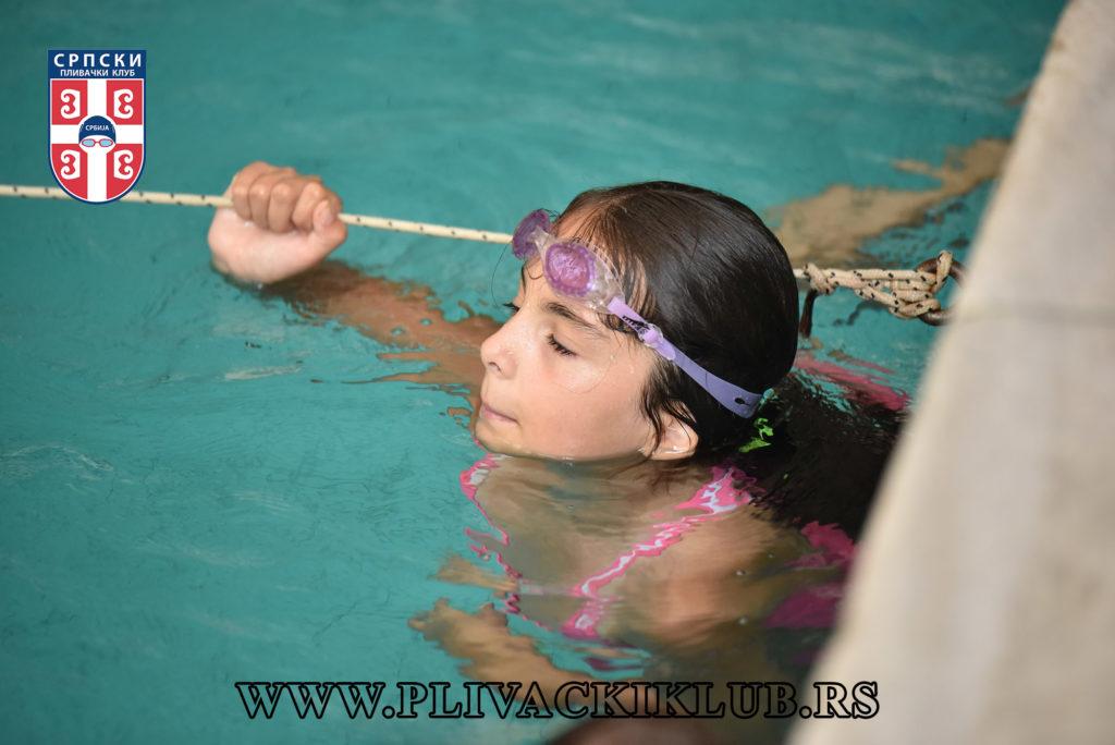 sportsko plivanje