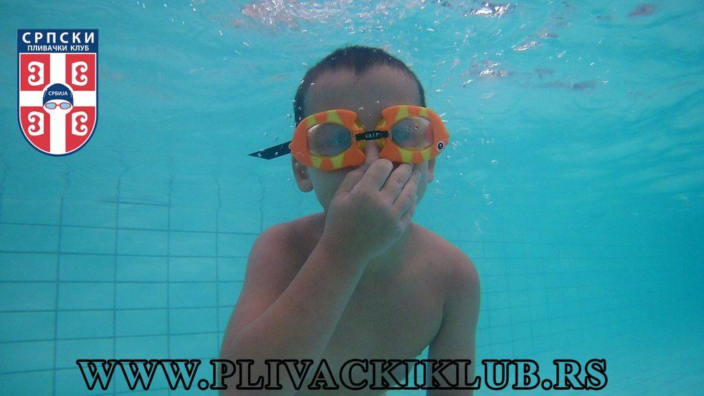 Škola plivanja-