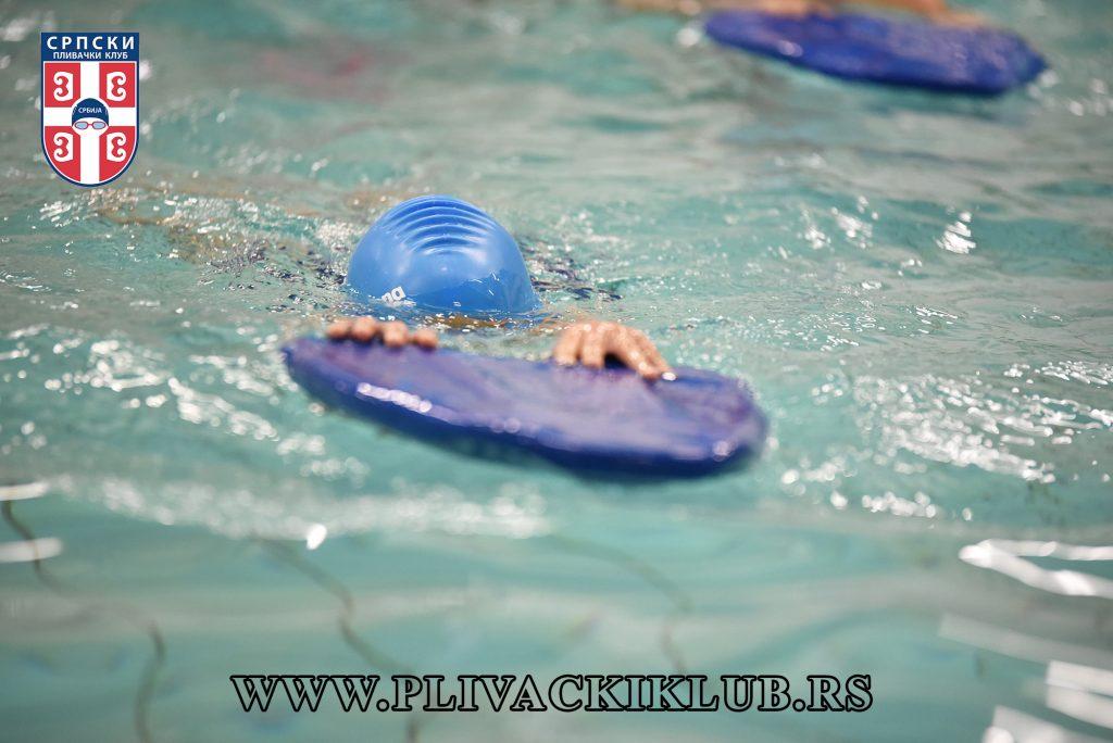 Kako da naučim da plivam?