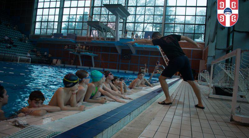Plivanje Tašmajdan