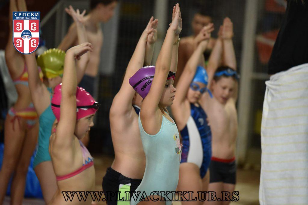 Škola plivanja Vračar Beograd