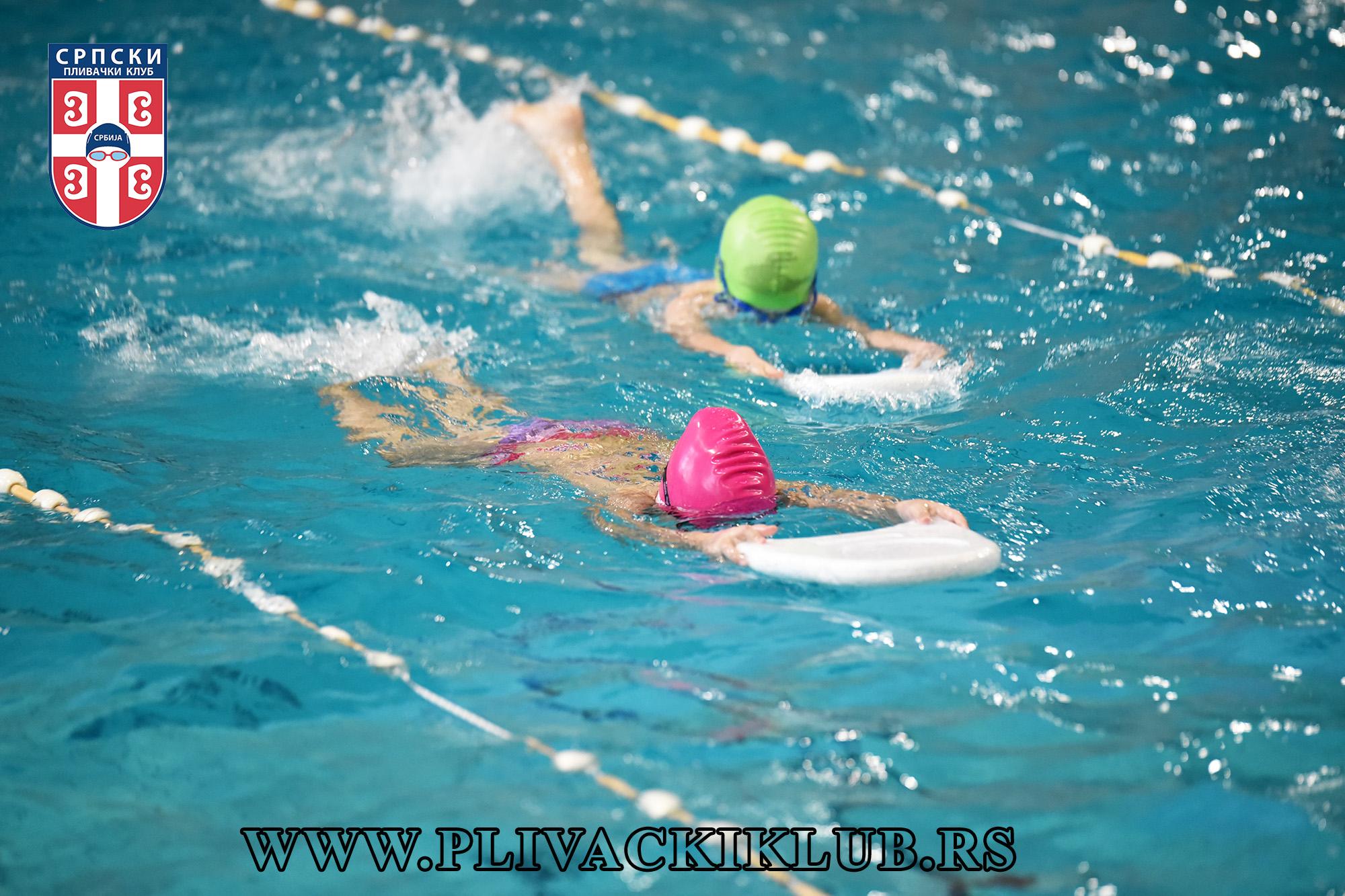 Škola plivanja Novi Beograd