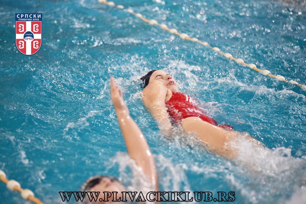 Frontalni oblik rada kod škole plivanja