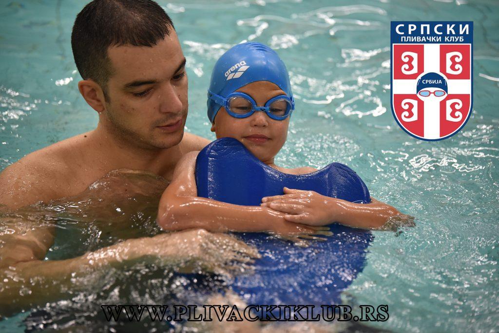 Škole plivanja u Beogradu