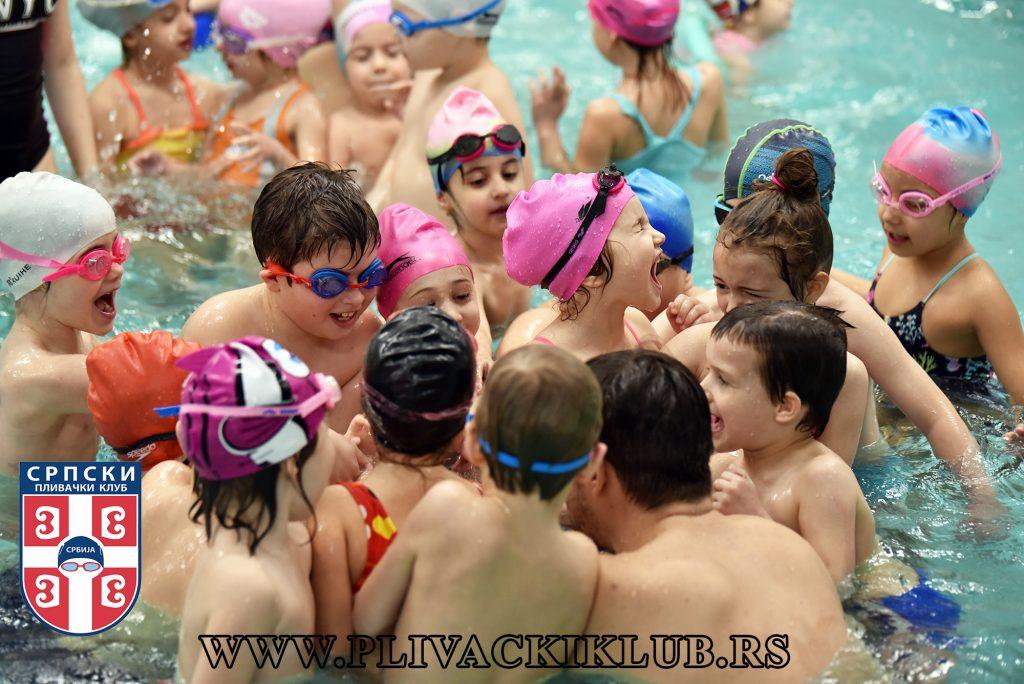 Plivanje i opustanje u vodi