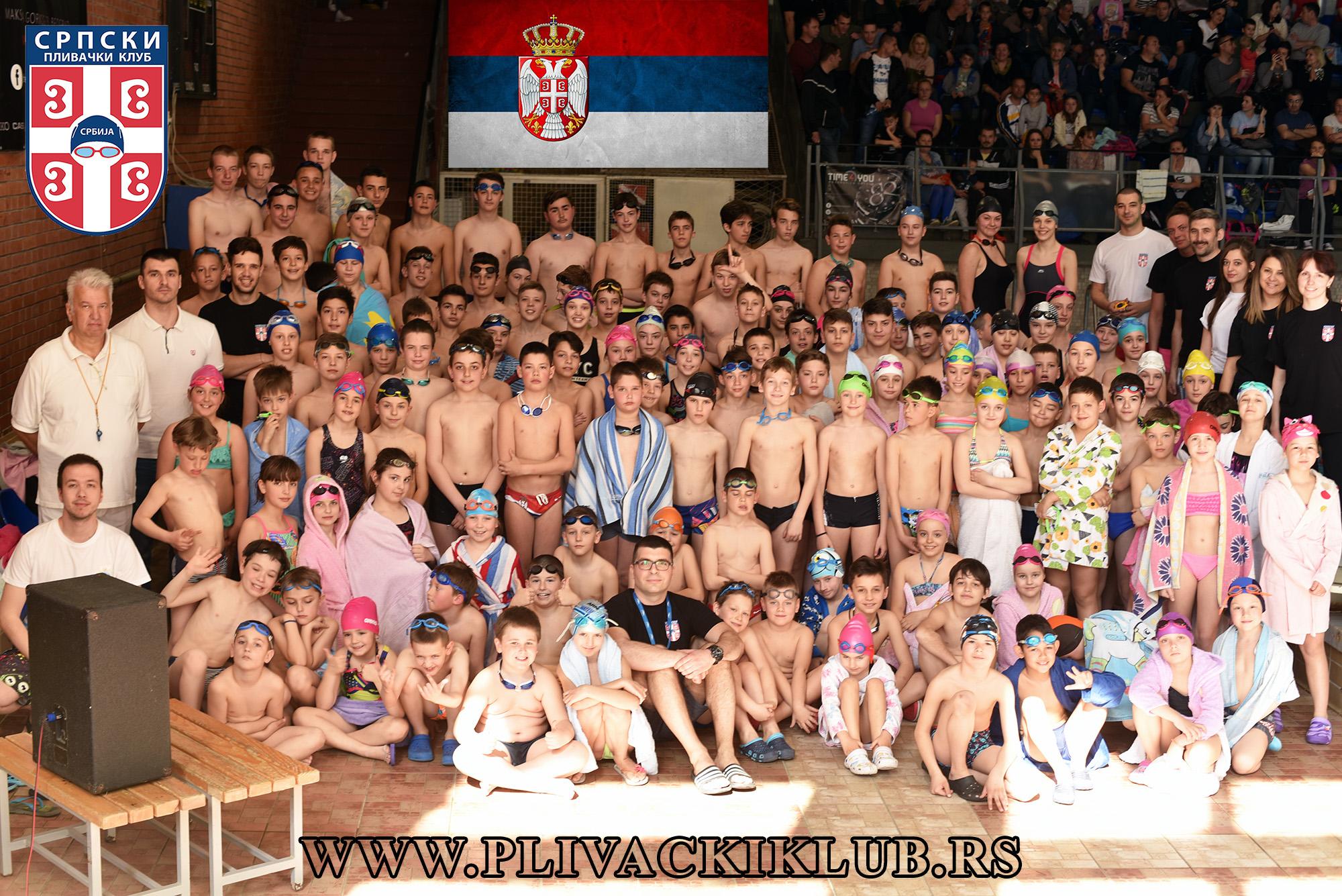 Srpski plivački klub – Nacionalna škola plivanja,Vračar – Beograd