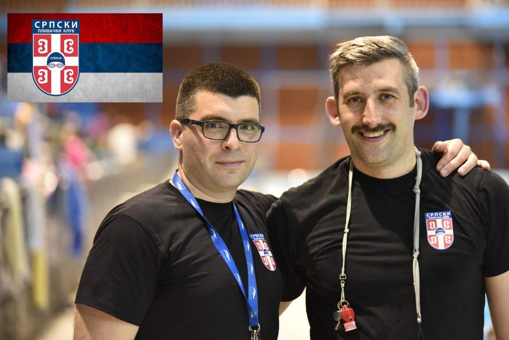 Treneri Veselin Petrović i Predrag Milinković