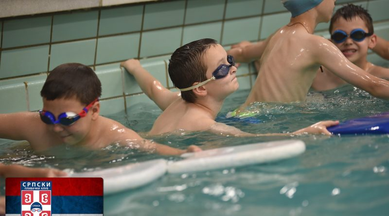 Srpski plivački klub - Škola plivanja - Obuka plivanja