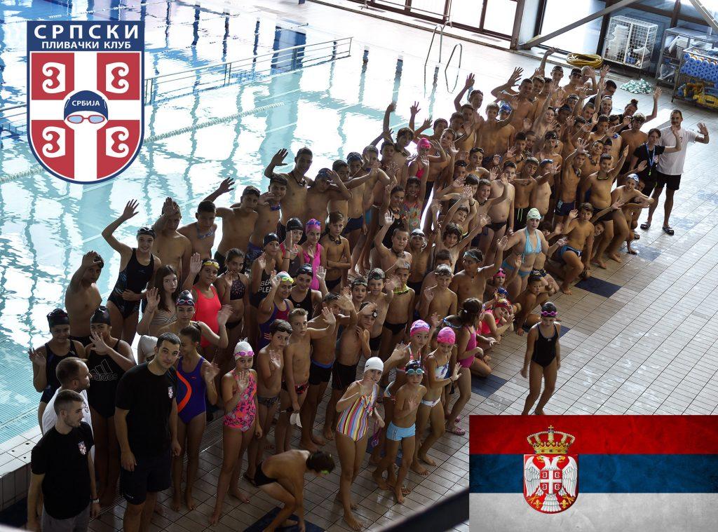 Otvaranje nove plivačke sezone na Tašmajdanu – Beograd (7. septembar 2019.)