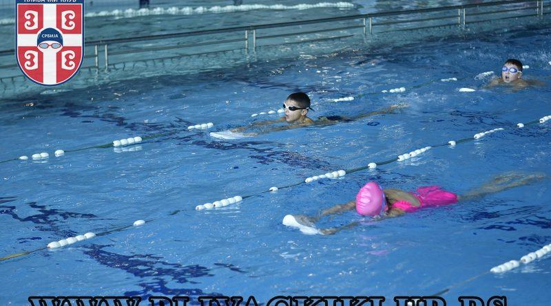 Skola plivanja Tasmajdan