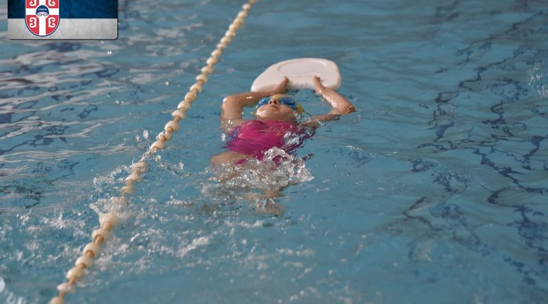 Škola plivanja Vračar - Srpski plivački klub