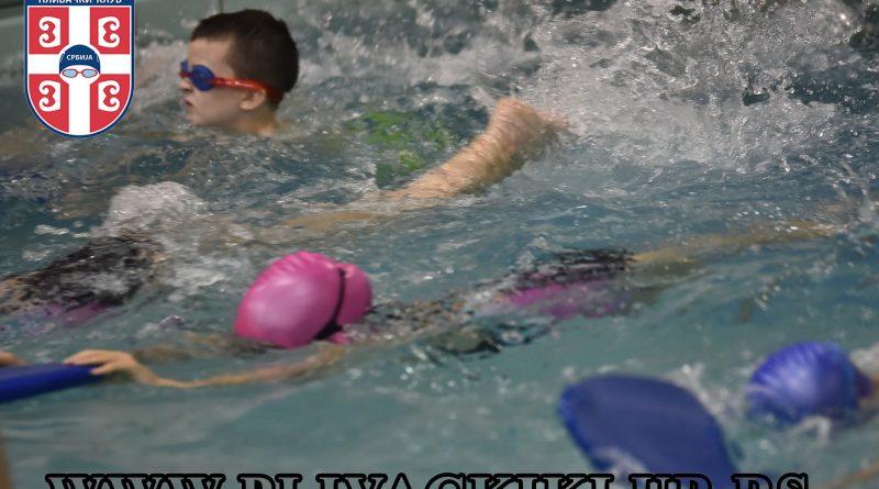 Srpski plivački klub - Nacionalna škola plivanja Vračar, Tašmajdan, Košutnjak