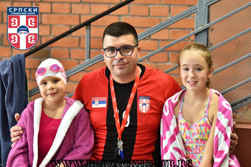 Srpski plivački klub -SC Mirko Sandić - Vračar 2021