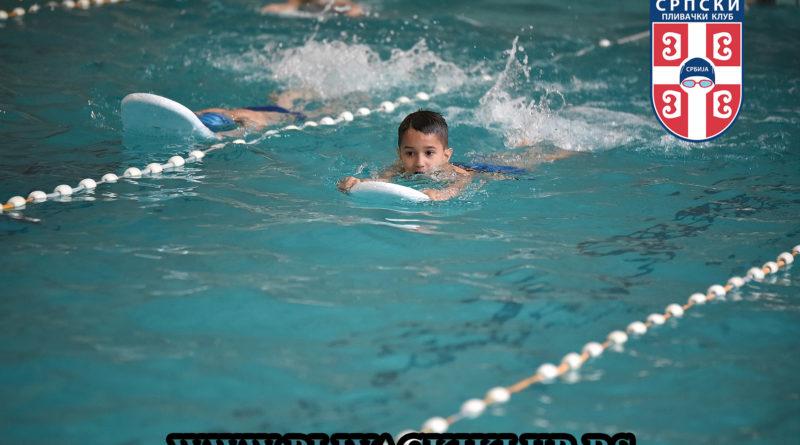 plivanje za decu Beograd