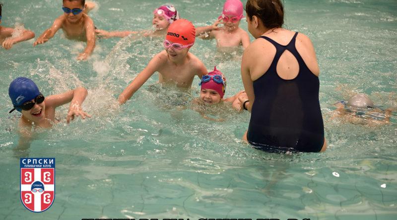 Srpski plivacki klub - Nacionalna skola plivanja