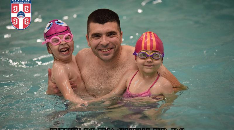 Plivanje za decu cenovnik