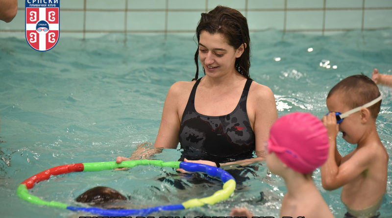 školica plivanja