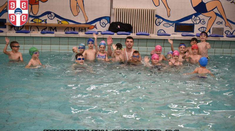Obuka plivanja za decu, Beograd