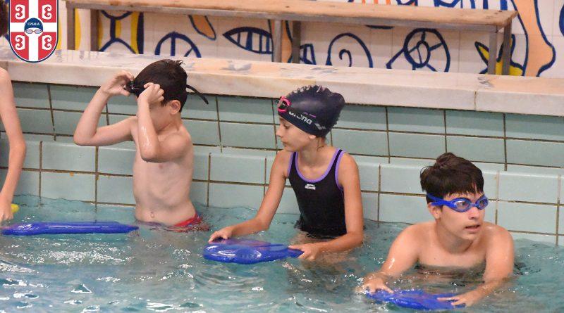 Škola plivanja Tašmajdan Vračar