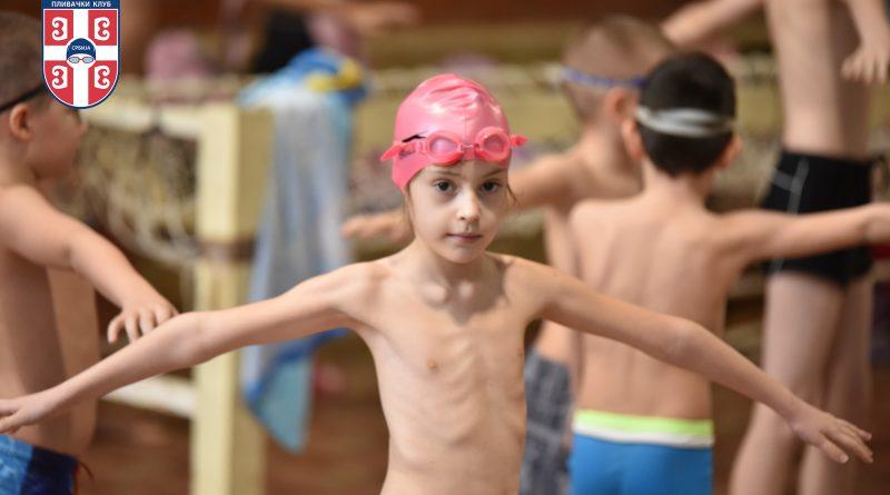 Škola plivanja Vračar, Beograd