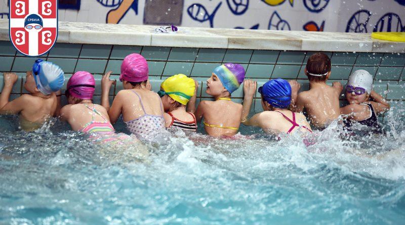 Srpski plivacki klub - Nacionalna škola plivanja, Beograd