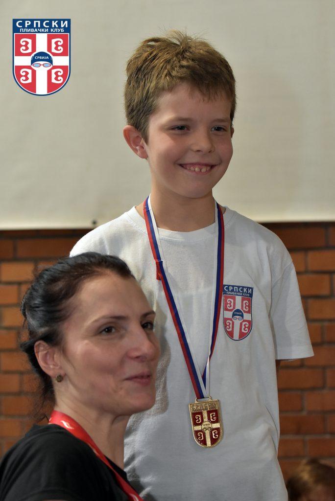 Plivački kup Beograda 2019
