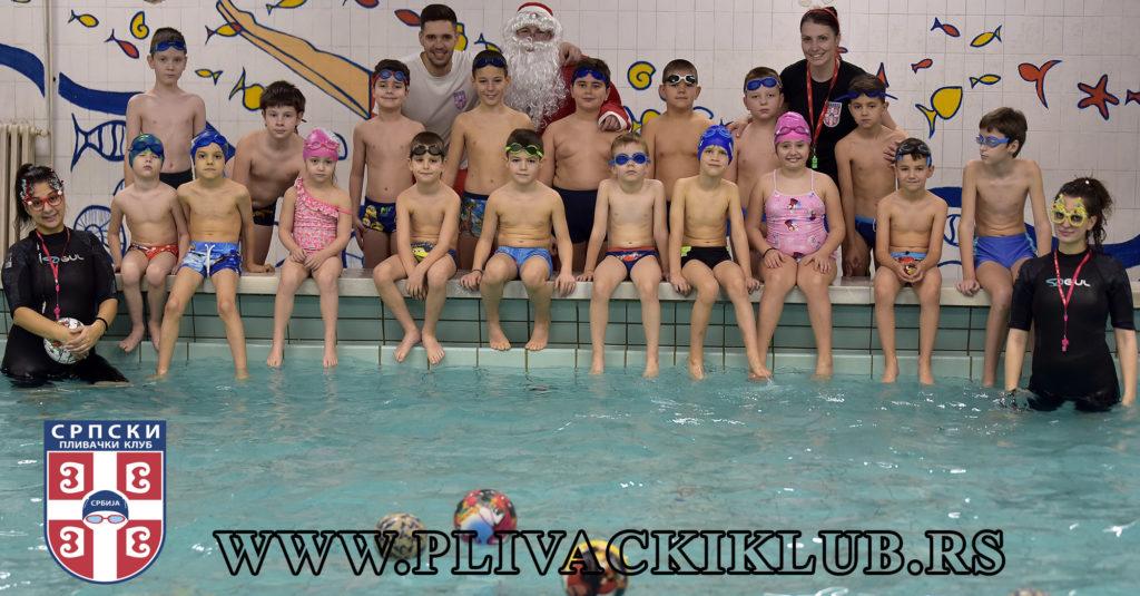 Srpski plivački klub - Doček nove 2020. godine